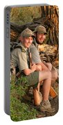 African Game Guides Portable Battery Charger