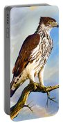 African Hawk Eagle Portable Battery Charger