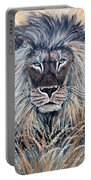 African Lion Portable Battery Charger
