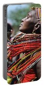 African Rhythm Portable Battery Charger