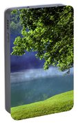 After A Warm Summer Rain Portable Battery Charger