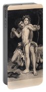 After Frederic Lord Leighton Portable Battery Charger
