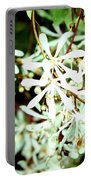 After The Battle Comes The Beauty Of Floral Blessings Portable Battery Charger