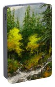 After The Storm September Portable Battery Charger