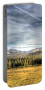 Afternoon Clouds Portable Battery Charger