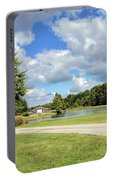 Afternoon In Tennessee Portable Battery Charger