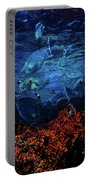 Afternoon On The Reef Portable Battery Charger