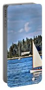 Afternoon Sail Portable Battery Charger