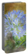 Agapanthus I Portable Battery Charger