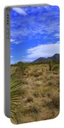 Agave And The Mountains 3 Portable Battery Charger