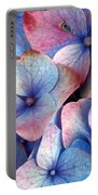 Ageing Hydrangea Portable Battery Charger