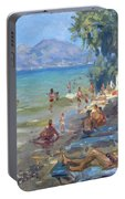 Agrilesa Beach Athens  Portable Battery Charger