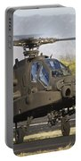 Ah-64d Apache Longbow Taxiing Portable Battery Charger