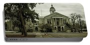 Aiken County Courthouse Portable Battery Charger