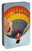 Air Balloon Portable Battery Charger