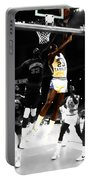 Air Jordan On Patrick Ewing Portable Battery Charger