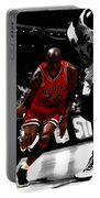 Air Jordan On Shaq Portable Battery Charger