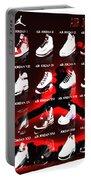 Air Jordan Shoe Gallery II Portable Battery Charger