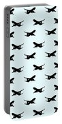 Airliner Wallpaper  Portable Battery Charger