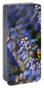 Ajuga And Bumblebee Portable Battery Charger