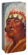 Akecheta, Native American Portable Battery Charger