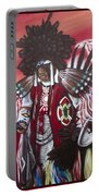 Akwesasne Mohawk Portable Battery Charger