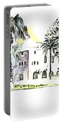 Al Aqsa Palm Trees Portable Battery Charger