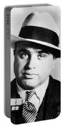 Al Capone Mugsot Portable Battery Charger