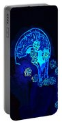 Al In The Mind Black Light View Portable Battery Charger