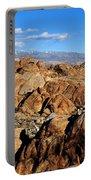 Alabama Hills Landscape Portable Battery Charger