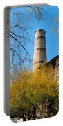 Alamo Portland Cement Factory II Portable Battery Charger