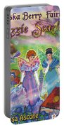 Alaska Berry Fairies Book 2 Lizzie Scarlet Portable Battery Charger