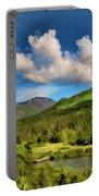 Alaska Digital Paint Portable Battery Charger