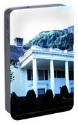 Alaska Governors Mansion Portable Battery Charger