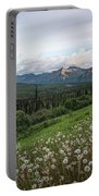 Alaskan Dandelions  Portable Battery Charger