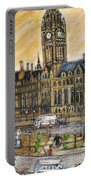 Albert Square Manchester 1900 Portable Battery Charger