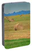 Alberta Hayfield Portable Battery Charger