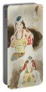 Album De Voyage Au Maroc Portable Battery Charger