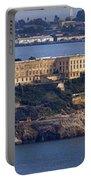 Alcatraz Island  Portable Battery Charger
