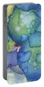 Alcohol Ink #2 Portable Battery Charger