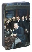 Alexander Graham Bell Portable Battery Charger