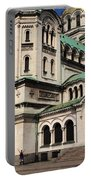 Alexander Nevsky Cathedral Portable Battery Charger