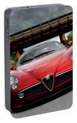 Alfa Romeo 8c Competizione Portable Battery Charger