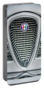 Alfa-romeo Grille Emblem Portable Battery Charger