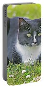 Alfie On The Alert Portable Battery Charger