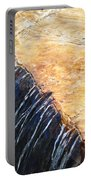 Alfred Caldwell Lily Pool Waterfall Portable Battery Charger