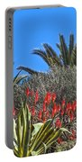 Algarve Plants Portable Battery Charger
