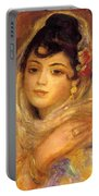Algerian Woman 1881 Portable Battery Charger