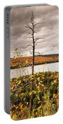 Algonquin Autumn Portable Battery Charger