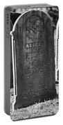 Alice Adams Portable Battery Charger